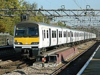 British Rail Class 321
