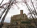 329 Santa Maria de Manresa, des de la Cova de Sant Ignasi.jpg