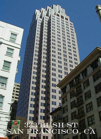 Heller Ehrman - Heller Ehrman headquarters at 333 Bush St., San Francisco, CA