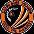 343d Bombardment Squadron - SAC - Emblem.png