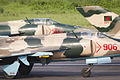 3 Nanchang A-5 Lined Up for Formation Take Off (8130173360).jpg