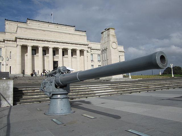 Musée du mémorial de guerre d'Auckland