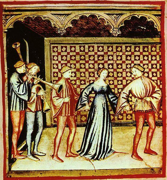 File:40-svaghi,suono e ballo,Taccuino Sanitatis, Casanatense 4182.jpg