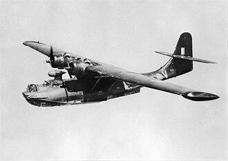 No. 43 Squadron RAAF - A No. 43 Squadron Catalina
