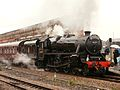 45407 The Lancashire Fusilier at Wakefield Kirkgate Station.jpg