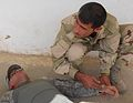 49th Iraqi Army Learn Combat Lifesavers First Aid DVIDS283973.jpg