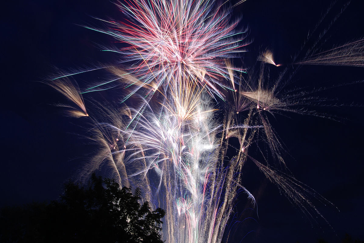 Fireworks -Wikipedia by UpstateNYer