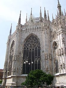 Gotico a Milano