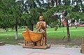 5314. Novokhopyorsk. Sculpture of Peter I.jpg