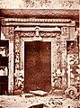 5th century Bhumara Shiva Hindu temple, sanctum entrance, Madhya Pradesh, 1920 photo 2.jpg