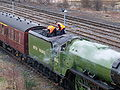 60163 Tornado 12 March 2009 Tyne Yard pic 8.jpg