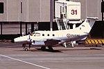69 Embraer EMB-121 Xingu French Navy BHX 06-08-87 (42889967314).jpg