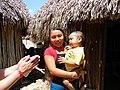 6Cobá - Village Habitants.JPG