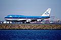 70dn - KLM Boeing 747-406; PH-BFA@SYD;04.09.1999 (5289144026).jpg