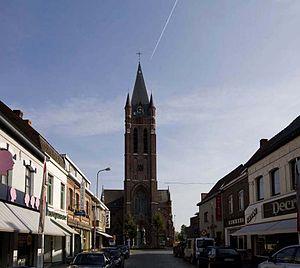 Avelgem - Image: 79079 Avelgem Sint Martinuskerk 08