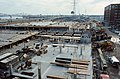 88c068 Assembling formwork for Witherspoon St. parking garage (27804381912).jpg
