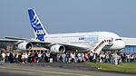 A380 beim Tag der Luft- und Raumfahrt 2009 (6091929035).jpg