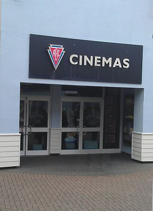 ABC Cinemas - The Old ABC Cinema at Butlins Bognor Regis, West Sussex. Replaced by Character Theatre and Discovery Studio in 2013.