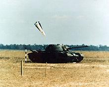 AGM-65 M-48 pre impact