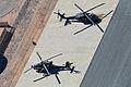 AH-64D Apache & UH-60A Blackhawk at Silverbell AHP (13562335503).jpg