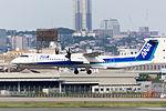ANA Wings, DHC-8-400, JA843A (21539978948).jpg
