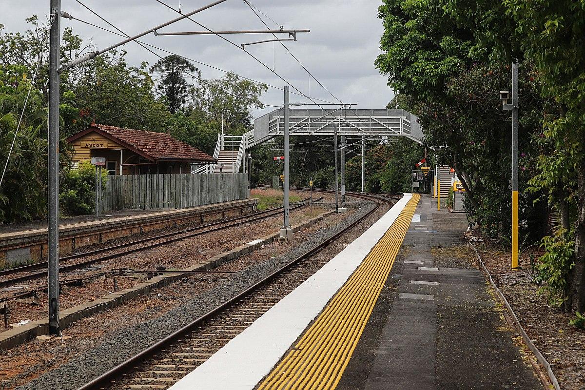 ascot railway station brisbane wikipedia