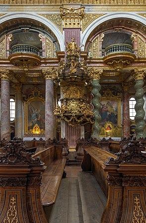 AT 119587 Jesuitenkirche Wien Innenansicht 9059.jpg