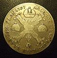 AUSTRIA-HUNGARY, FRANCIS II 1797 -THALER a - Flickr - woody1778a.jpg