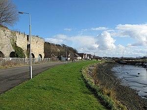 Charlestown, Fife - Image: A Charlestown scene geograph.org.uk 1184479