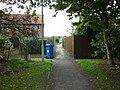 A cut through from Swinemoor Lane to Sigston Road - geograph.org.uk - 2132170.jpg