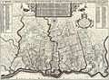 A mapp of ye improved part of Pensilvania in America, divided into countyes townships and lotts - cropped, curves.jpg
