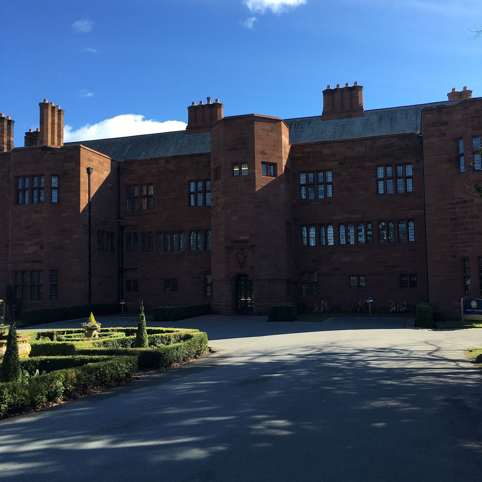 Abbey House Hotel And Gardens Barrow In Furneb