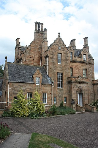 Thomas Arthur Nelson - Abden House, Edinburgh
