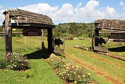 Aberdare National Park Wandare gate.jpg