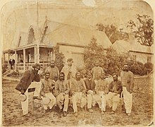 The first Australian cricket team to tour England was made of indigenous Australian players (1867), a significant event in the history of indigenous Australians as well as in that of cricket