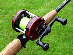 Fishing reel - Wikipedia