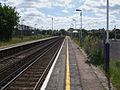 Addlestone station look east.JPG