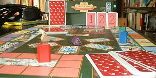 <i>Hoity Toity</i> board game