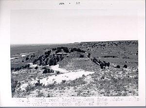 Comanche campaign - Adobe Walls battlefield