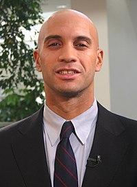 Adrian Fenty, current mayor of Washington D.C.