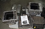 Aerial Photography Cameras, 2 of 3 - Oregon Air and Space Museum - Eugene, Oregon - DSC09726.jpg