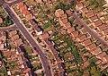 Aerial photo of Surgeys Lane - geograph.org.uk - 51789.jpg