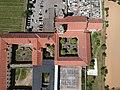 Aerial photograph of Mosteiro de Tibães 2019 (55).jpg