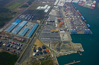 Colón Free Trade Zone Largest free port in the Americas