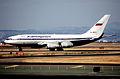 Aeroflot Ilyushin 96-300; RA-96011@SFO, July 1998 (5423945935).jpg
