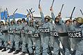 Afghan Police train with Italian Carabineri (5038556056).jpg