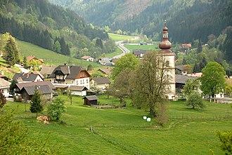 Afritz am See - Image: Afritz 29042007 02