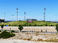 Aggie Memorial Stadium - East Outer Grass Embankment 02.JPG