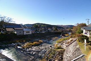 Agi River