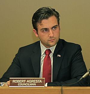 Robert A. Agresta - Councilman Robert Agresta